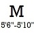 M RHT (Height 5ft6inch -5ft10inch )