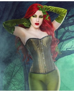 Steampunk Poison Ivy Outfit