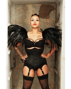 Fallen Angel Curvella Waist Training Corset