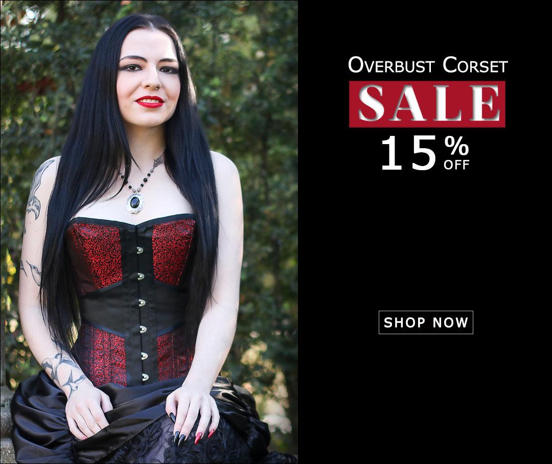 Leather Corset Sale